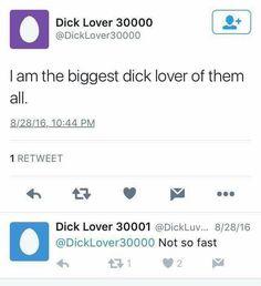 dick lover