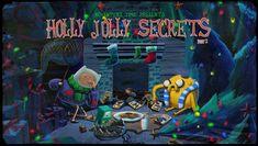 Holly Jolly Secrets Part I (S3, E19) title card