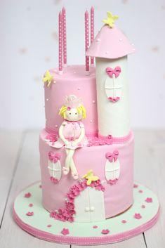 little princess cake by petite homemade