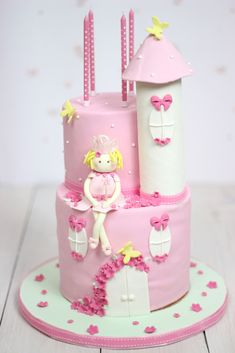little princess cake by petite homemade