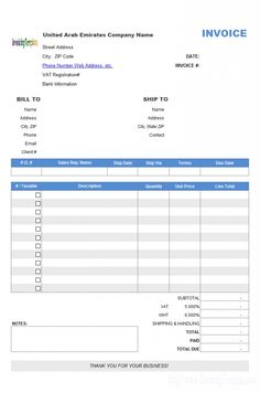 create your own invoice template  267 best invoice images on Pinterest | Job resume samples, Resume ...