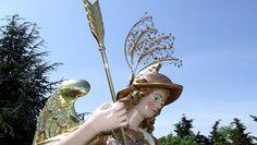 La Statua di San Michele a Maddaloni per la festa patronale a cura di Antonio Casertano - http://www.vivicasagiove.it/notizie/la-statua-di-san-michele-a-maddaloni-per-la-festa-patronale/