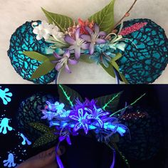 Pandora avatar ears missandrea4color@yahoo.com