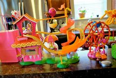 LalaLoopsy Birthday Party Ideas | Photo 1 of 73 | Catch My Party