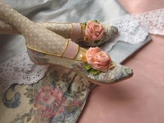 Fairy Dolls, Bjd Dolls, Doll Clothes Patterns, Doll Patterns, Fairy Shoes, Doll Tutorial, Doll Costume, Dollhouse Dolls, Doll Shoes