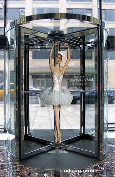 Ballet School Revolving Door