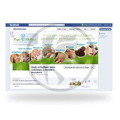 Création d'une photo de profil et de couverture Facebook