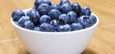 Ideas for Using Blueberries