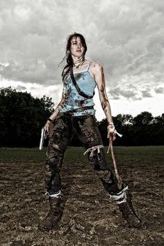 Lara Croft 2012