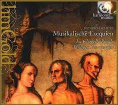 Philippe Herreweghe - Schutz: Musicalische Exequien