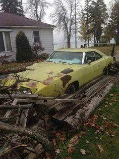 1969 Dodge Charger Daytona - in need of attention Dodge Charger Daytona, Dodge Daytona, 1969 Dodge Charger, Junkyard Cars, Plymouth Superbird, Automobile, Dodge Muscle Cars, Car Barn, Cars