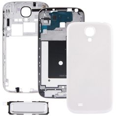 [$6.81] iPartsBuy Full Housing Faceplate Cover Replacement for Samsung Galaxy S4 CDMA / i545