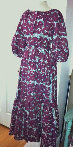 Vintage 1963 Marimekko Dress. blackrosevintage  | eBay