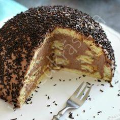 Mákos bejgli szelet Ombre Cake, Tiramisu, Oreo, French Toast, Bakery, Food And Drink, Sweets, Cookies, Breakfast