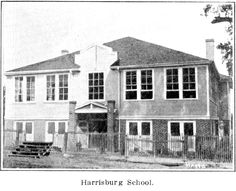 KAY ELEMENTARY SCHOOL—CLOSED 1978 1616 HebertThis school opened at 7621 Elm in 1904 as the Harrisburg School, serving African-American students as a part of the Harrisburg Independent School District. In 1952, it was renamed for Savannah Georgia Kay, who served as the school's first principal, and a new building was constructed at 1616 Hebert. The school closed in 1978 and is now used as a land lab for students at César Chávez High School. c. 1914