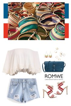 """""""Romwe outfit"""" by blueeyed-dreamer ❤ liked on Polyvore featuring contest and romwe"""
