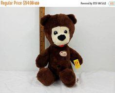 Sale 1976 Animal Fair Toby Bear / Stuffed bear / teddy Bear /