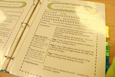 Permanently Primary organizing guided reading lessons