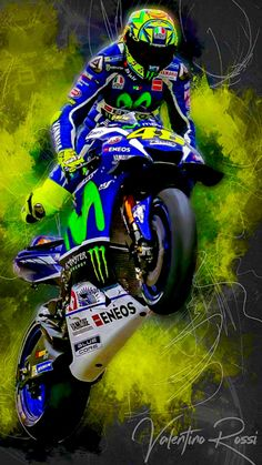 Motorcycle Wallpapers for Android : Motorcycle Phone Wallpaper - Atuendos - Motorrad Valentino Rossi Logo, Valentino Rossi Yamaha, Vale Rossi, Velentino Rossi, Bicycle Wallpaper, Motorcycle Wallpaper, Harey Quinn, Biker Photography, Brand Design
