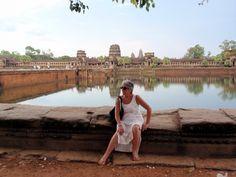Angkor Wat, Cambodia - April 2008