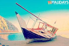#oman #spiaggia #Alidays #travel #experiences
