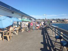 Ocean Beach Pier Cafe San Diego