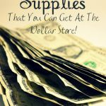 Homesteading Supplies You Can Get at the Dollar Store - Frugal Living