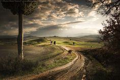 """Ways of Tuscany"" | by Alberto Ghizzi Panizza on 500px"