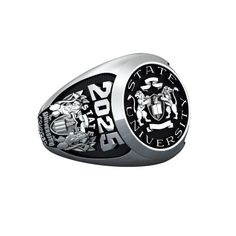 Find Millersville University Millersville, PA Medium Signet Curriculum product at the official Jostens school store. Jostens Class Rings, Mens Office Fashion, Bishop Ring, Graduation Jewelry, Graduation Year, College Rings, College Classes, Ring Designs, Vestidos