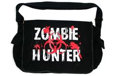 Obviously, you'll need something to carry supplies during the zombpocalypse