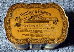 Huntley & Palmer, Hunting, 1889