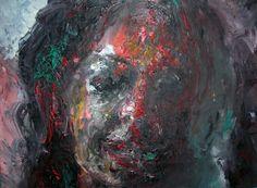 cm, oil on canvas, 2006 Oil On Canvas, Portraits, Painting, Art, Art Background, Head Shots, Painting Art, Kunst, Paintings