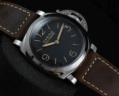 FS : BNIB Panerai PAM 673 LimitedEdition 1000pcs 'S'  Ref. No. PAM 673 Movement Manual winding Case Diameter 47 mm Glass Plexi Glass Bracelet Material Leather  SpecialEdition 1000Pcs  Serial 'S'  Condition BNIB 100% (Fullset box manual paper)  #PANERAI #PAM673 #WATCH #WATCHES #LUXURY #WATCHLUXURY #PANERISTI