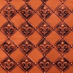 """WC80 Antique Copper-3"""" pattern size"""