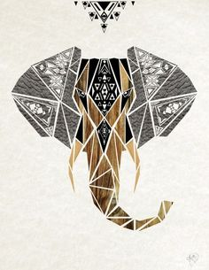 We've seen some wonderful examples in how to create vector art and this latest project from designer Hope Little is a marvel of geometric patterns. Description from pinterest.com. I searched for this on bing.com/images