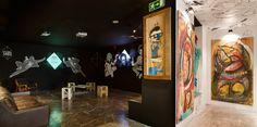 Galería realizada por Siluro Concept y Cuca García Lorente en Casa Decor Madrid 2014.