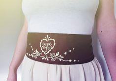 Cheer Skirts, Apron, Folk, Fashion, Moda, Popular, Fashion Styles, Forks, Folk Music
