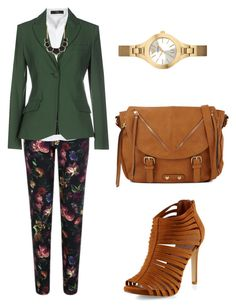 Untitled #28 by arleth-dantas on Polyvore featuring Steffen Schraut, Love Moschino, Call it SPRING, Emporio Armani and Charlotte Russe