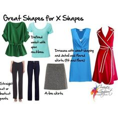 Discover if you are an X shape - in this Body Shapes Explained X Shape guide. Discover what to wear to flatter your gorgeous hourglass figure Hourglass Figure Outfits, Hourglass Dress, Hourglass Fashion, Hourglass Clothes, Fit And Flare, Inside Out Style, Hourglass Body Shape, Necklines For Dresses, Fashion Looks
