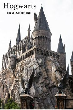 Tips for visiting Islands of Adventure at Universal Orlando. Learn about all the fun you can have at The Wizarding World of Harry Potter, plus all the other rides in the park. #Universal #UniversalOrlando #familytravel #HarryPotter #Hogwarts #Orlando #Florida #themepark #travel #islandsofadventure