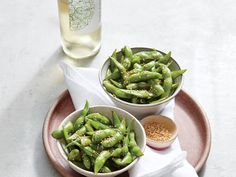 Enjoy a favorite bar snack at home in a matter of minutes. Salty and satisfying, edamame is a nutrient-dense, between-meals bite you can...