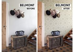 Behang / Wallpaper collection Belmont - BN Wallcoverings