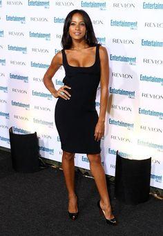 Dania Ramirez from Heroes Good Woman, Beautiful Women Pictures, Beautiful Black Women, Amazing Women, Hot Dress, Peplum Dress, Black Girls, Hot Girls, Dominican Women