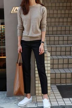 Casual Chic Outfits, Smart Casual Outfit, Classy Casual, Business Casual Outfits, Casual Chic Style, Work Casual, Cool Outfits, Office Outfits, Trendy Style