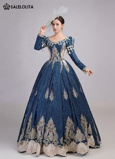 - Gifts and Costume Ideas for 2020 , Christmas Celebration Old Fashion Dresses, Old Dresses, Long Ball Dresses, Ball Gowns Fantasy, Fantasy Dress, Renaissance Dresses, Medieval Dress, Christmas Dress Women, Christmas Ball Dress