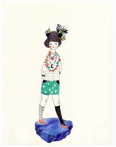 Chichi Huang :: Illustration