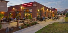 The Canal Park Brewing Company, by Wagner Zaun Architecture