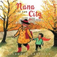 A young boy is frightened by how busy and noisy the city is when he goes there to visit his Nana, but she makes him a fancy red cape that keeps him from being scared as she shows him how wonderful a place it is