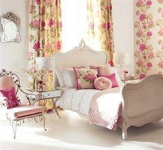 ROMANTIC decor   Une décoration romantique pour un intérieur poétique   blog colora