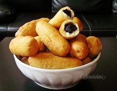 Czech Recipes, Russian Recipes, Sweet Desserts, Sweet Recipes, Home Baking, Pretzel Bites, Bagel, Good Food, Food And Drink